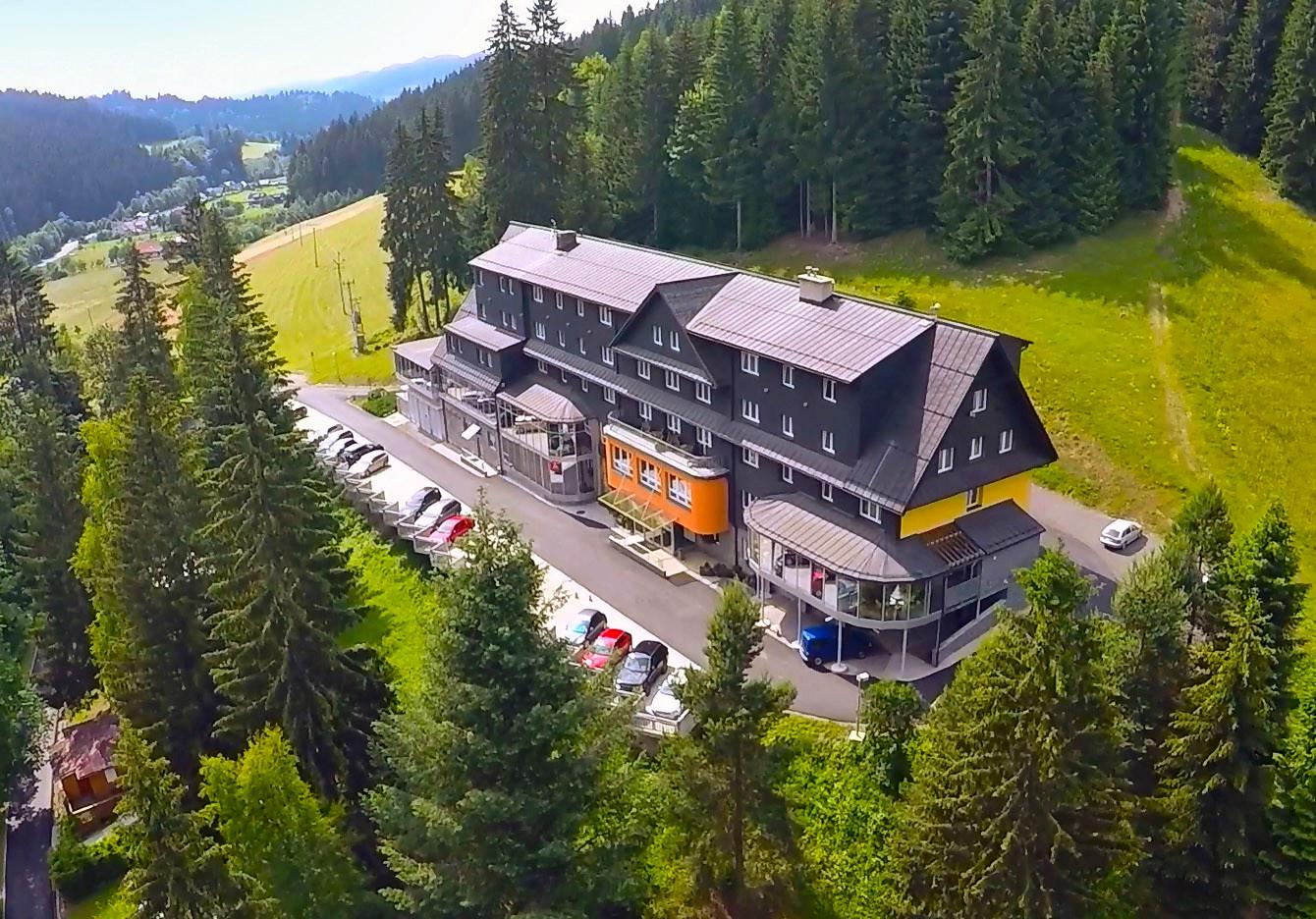 Kontakt Spa hotelu Lanterna | Valachy.cz/lanterna