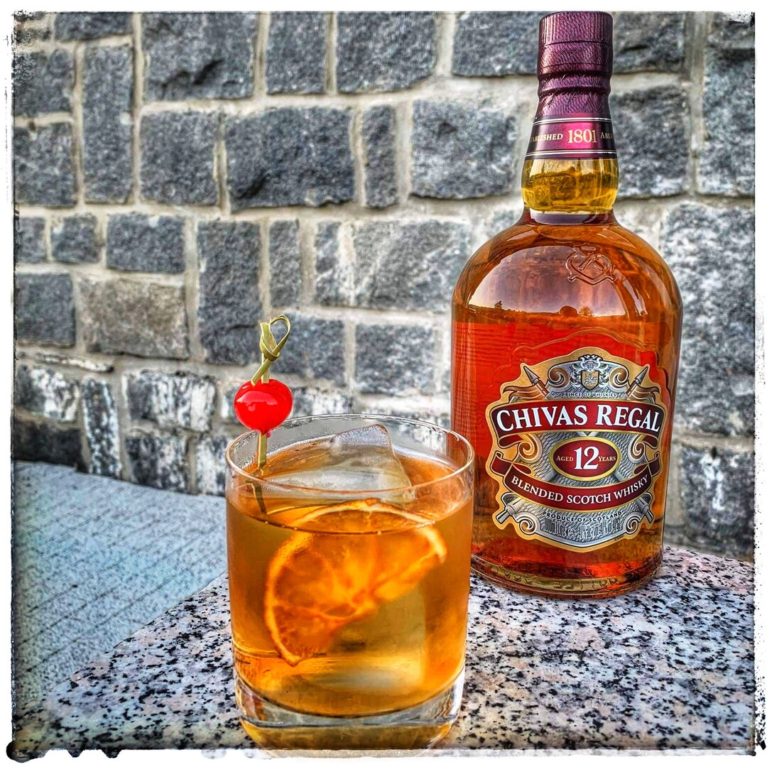 Chivas Regal večer v Cocktail baru Lanterna, 15. 6. 2019